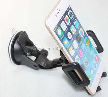 new arrival 3f8b2 becf9 Amazon Popular Cell Phone Holder One Touch Car Windshield / Dashboard  Universal Mount Foldable Car Mount For Iphone/android - Buy Bike Mount ...