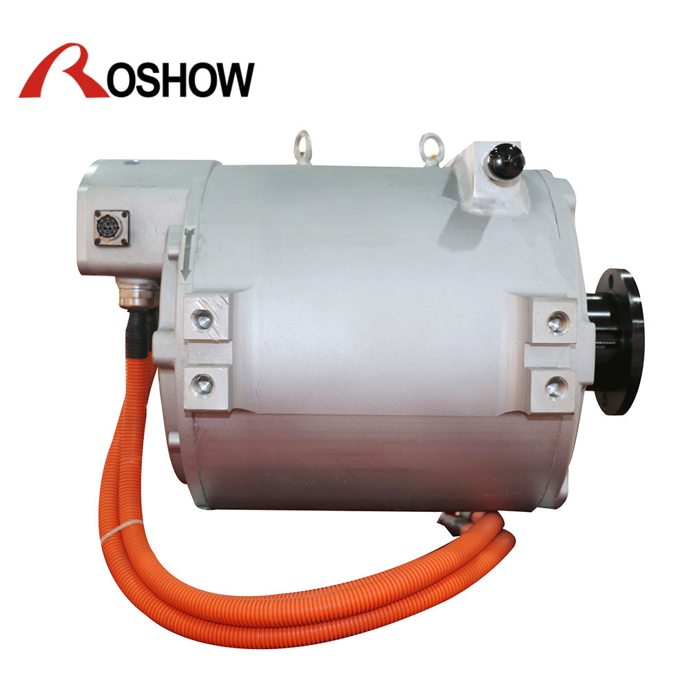 3 phase 30KW new energy vehicle permanent magnet synchronous motor