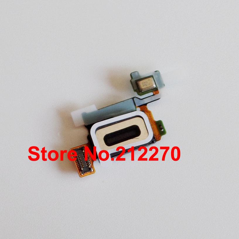 Оригинальный новый кусок уха динамик звукового сопровождения шлейф замена для Samsung Galaxy S6 G920 G920F G920T G920P G920V