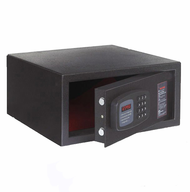 Wholesale fireproof electronic hotel safe box made in china