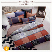 Export China home textile goods for adult 100% microfiber polyester set bedsheet
