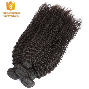 2018 Perfect 100% Unprocessed Virgin Malaysian Hair, Free Sample Kinky Curly Human Hair Bundles Vendors