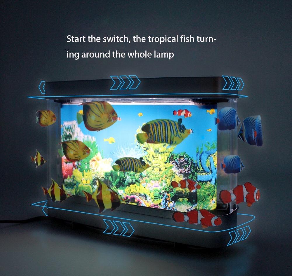 Amazon Hot Koop Kunstmatige Tropische Vis Aquarium Decoratieve Lamp ...