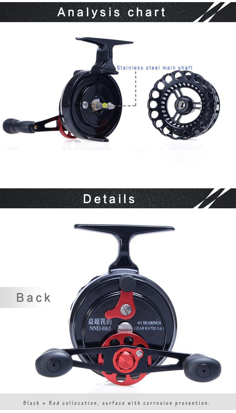 Yichao novo NND-H65 gear ratio 3.6: 1
