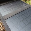 MiQ 7w high efficiency folding solar panels for iphone / cell phone charging waterproof