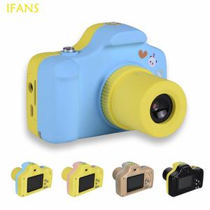 2018 hot sell Hd Video Child Kids Dv Toy Action Gift Baby Carton Cute Multifunction Mini Digital Camera