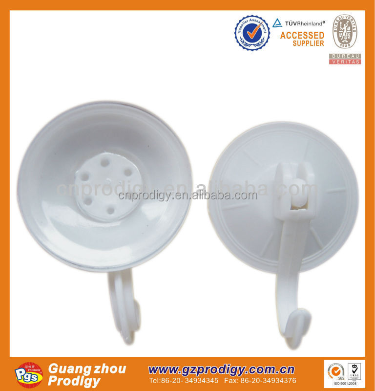 environmental friendly PVC material suction hook,small suction cups/wall mirror with hooks