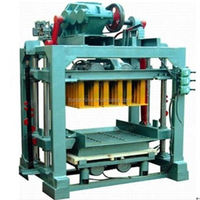 High quality and low price fully automatic fly ash brick making machine