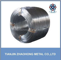Top grade high quality galvanized iron binding wire
