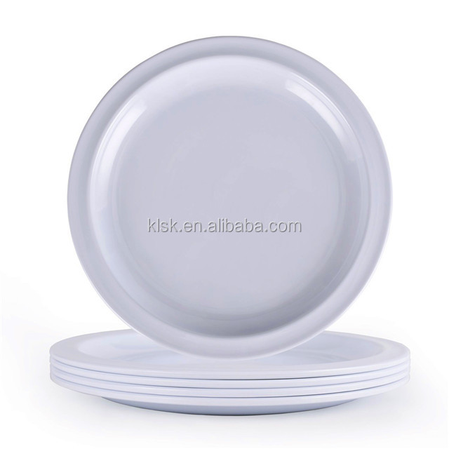 Food Grade Dinner Used Plastic Melamine Restaurant <strong>Plate</strong>