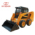 Chinese 700kg diesel bobcat skid loaders trencher