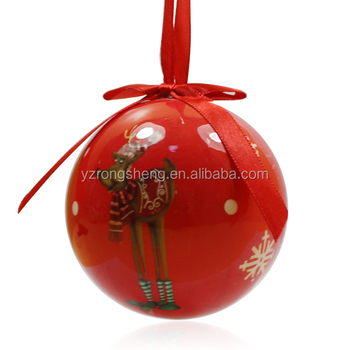 Wholesale Cheap Decorated Styrofoam Christmas Ball Buy Christmas