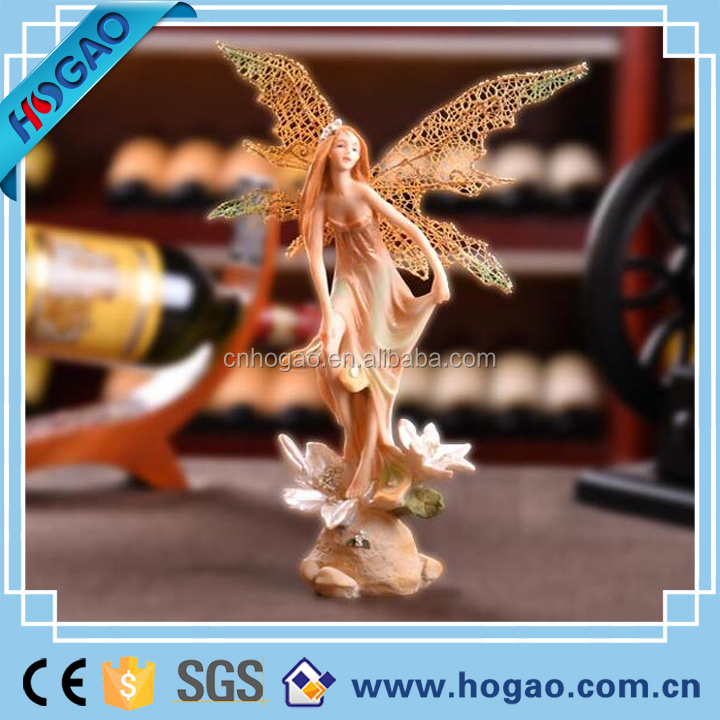China Top Resin Flying Fairy Tuin Miniatuur
