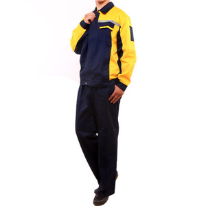 Long-sleeved men wear breathable cotton labor insurance service auto repair clothing factory uniform suit