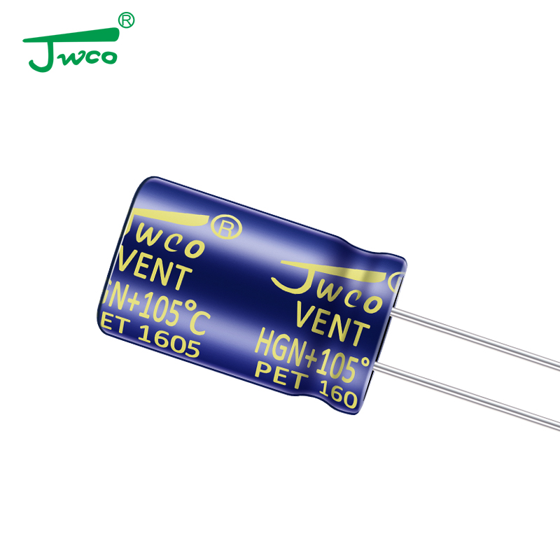 High ripple current long load life 4700uf 40v aluminum electrolytic capacitor