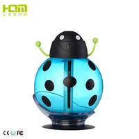 Top Quality Beetles Shaped Colorful Whole House Mist Humidifier