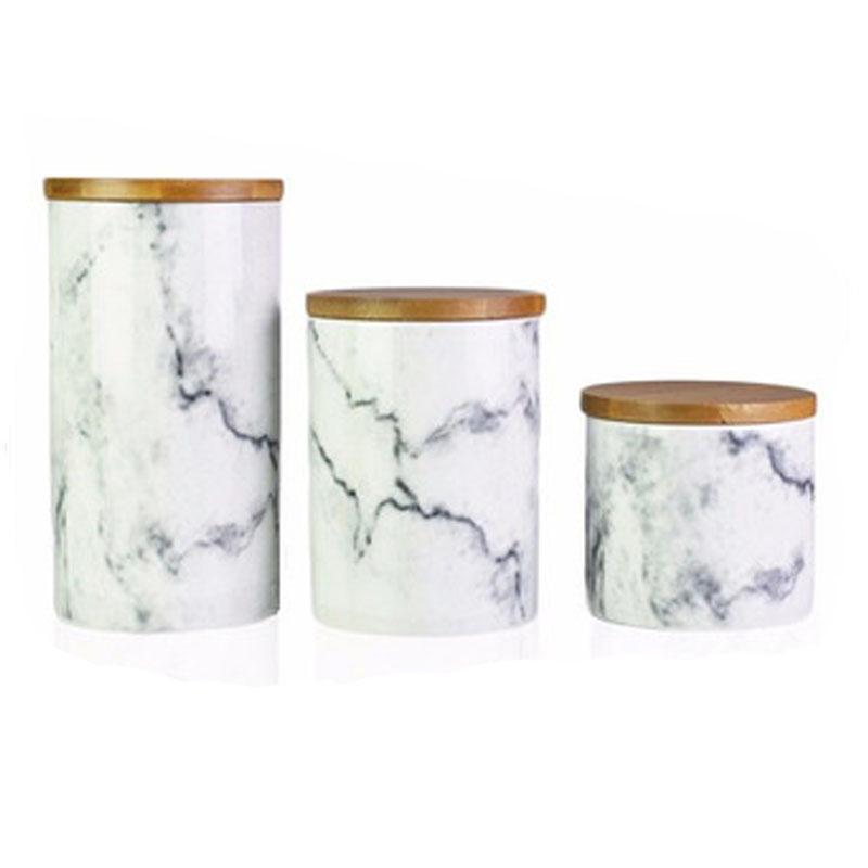 Gentil Marble Ceramic Canister Kitchen Storage Jar Container   Buy Marble Ceramic  Canister,Ceramic Canister Kitchen Storage Jar Product On Alibaba.com