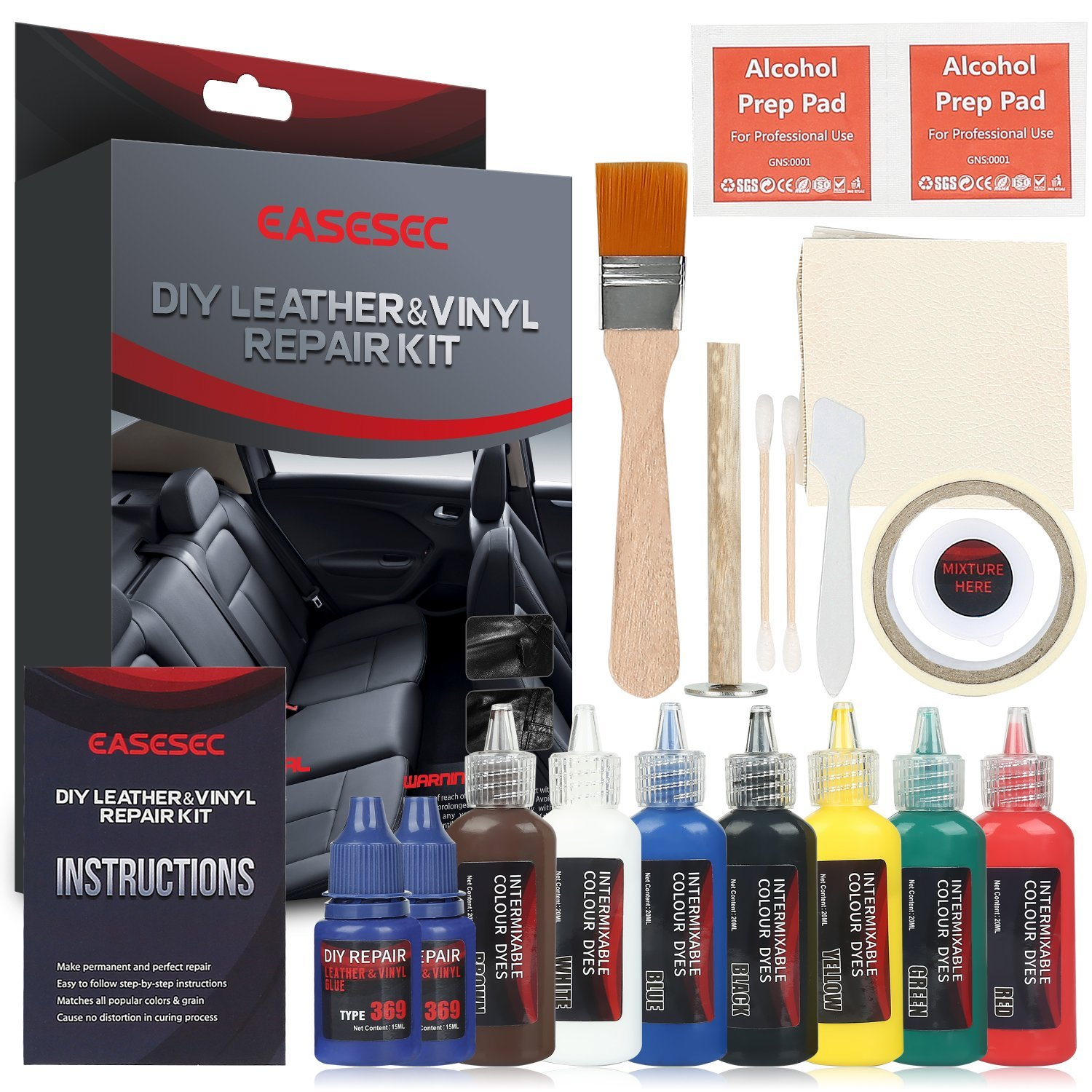 Cheap Car Leather Repair Kit, find Car Leather Repair Kit ...