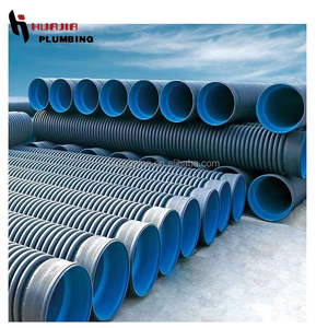 JH0593 drain flex pipe medical corrugated hose drainage pipe corrugated