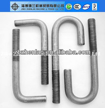 Stainless Steel 316 304 Hook Anchor Bolt/J Type L Type Hook Bolt