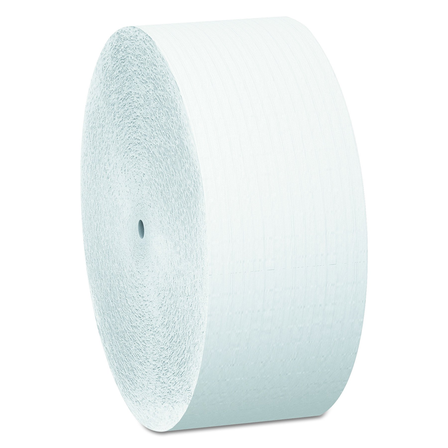 Scott Jumbo Roll JR. Coreless Toilet Paper (07006), 2-PLY, White, 12 Rolls/Case, 1,150'/Roll