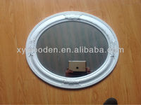 small round craft mirrors
