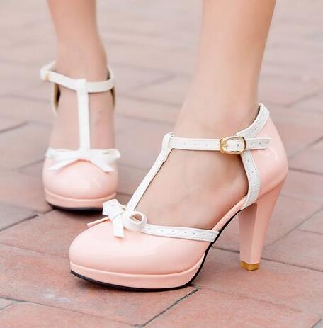 le moins cher sur des pieds à plutôt sympa chaussure fille talon