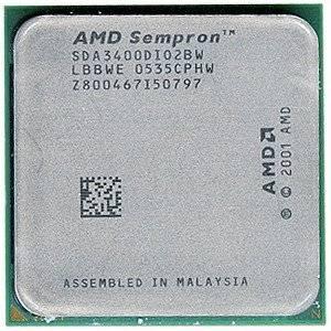 Amd Ada3400aep5ap Athlon 64 Processor 3400 2 2ghz 2000 1024 1 5v Laptop Replacement Parts