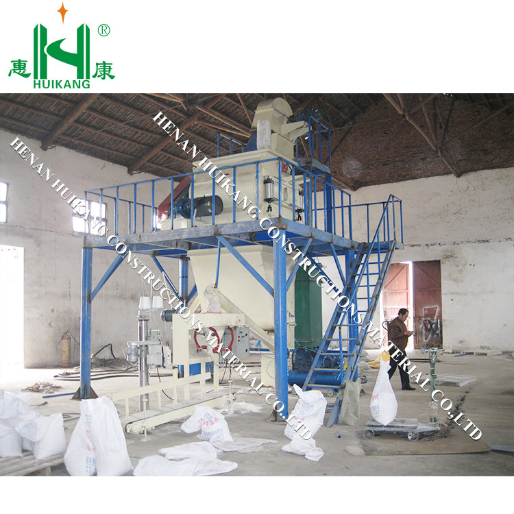 Factory manufacturers of plaster mixing machine in Zhengzhou of China/Original producer dry mortar machine mixing plant