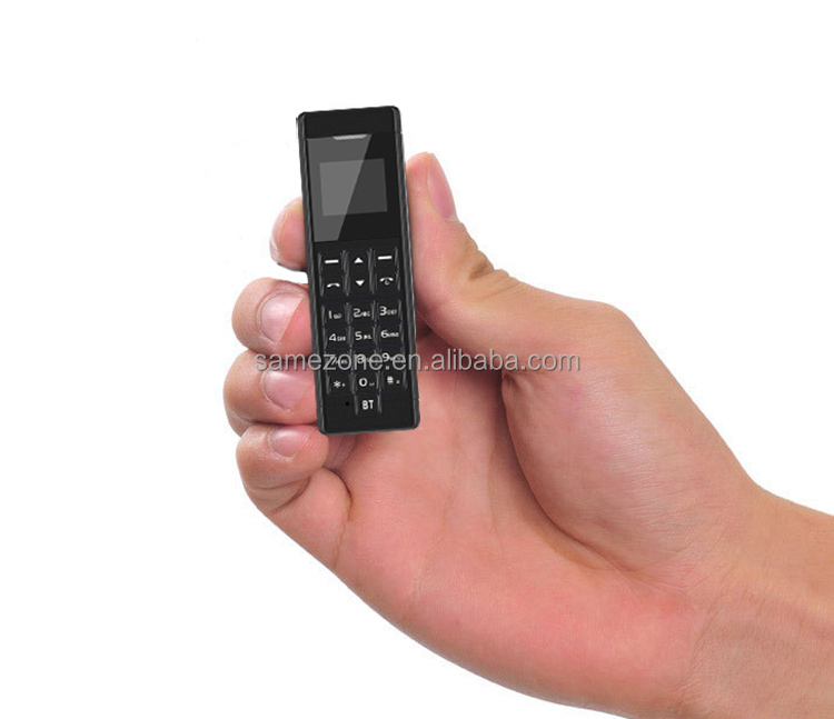 WORLDS SMALLEST MINI MOBILE PHONE BOSS SMALL TINY Phone with bluetooth