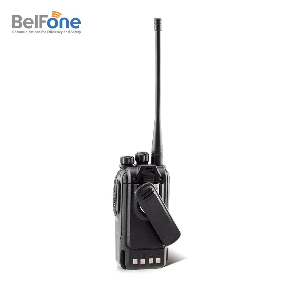 Puissant durable radios bidirectionnelles police talkie-walkie