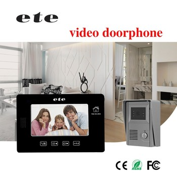 Digital Tcpip Sip Door Station Wireless Door Entry Intercom