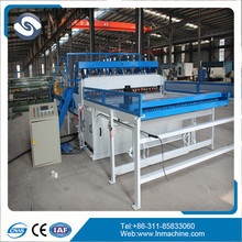 Plastic rebar mesh welding machine production line made in China