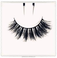 Dellia 3D Real Human Hair False Eyelashes natural and good shape
