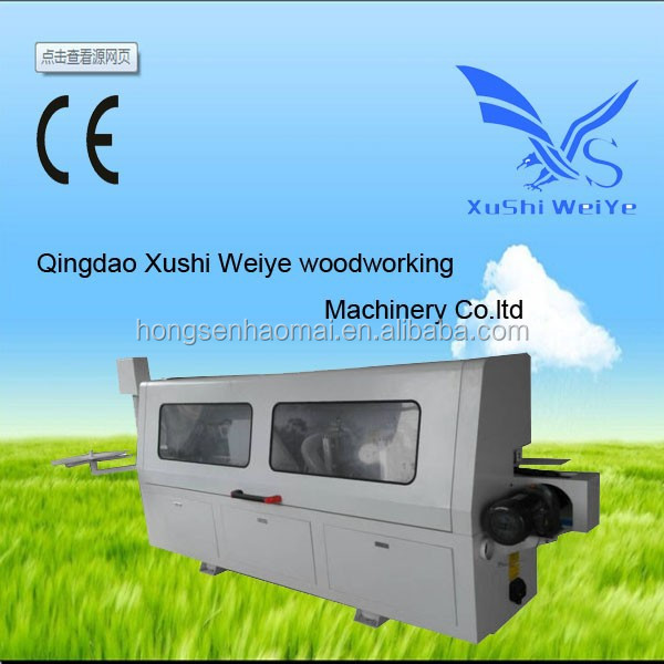 Automatic Edge Banding Machine China Manufacturer/edge bander wooden machin/per-milling wooden machine