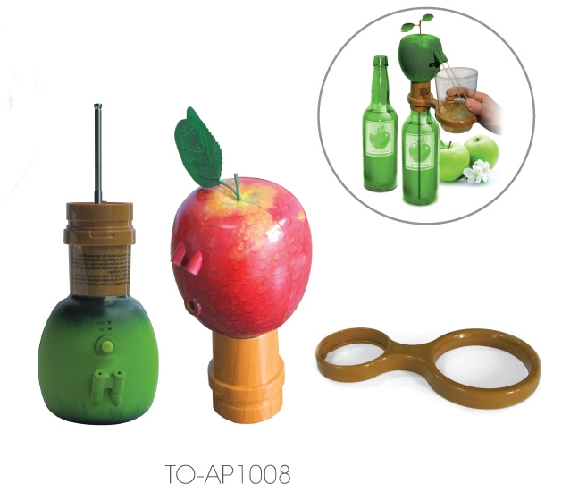 Portable Electric Vacuum Wine Stopper, Electric Wine Opener, you should have it!
