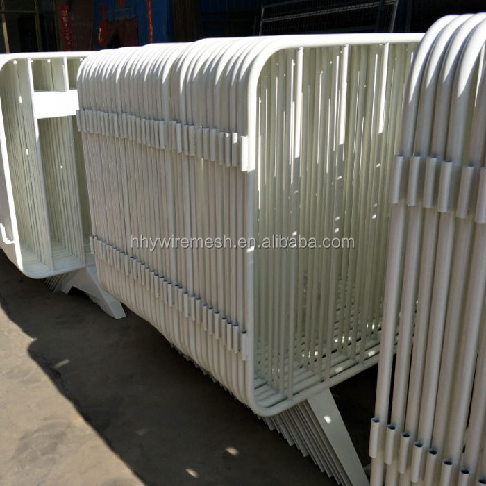Factory direct sale Modern desig Eco-Friendly waterproof composite wpc temporary fence