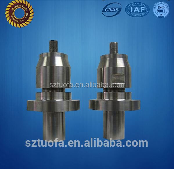 China factory ODM/OEM aluminum automatic machines spare parts