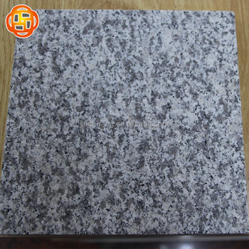 G612 Light Grey Square Granite Slabs