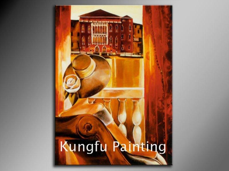 abs108 High quality handpainted <font><b>african</b></font> woman oil painting oil art for <font><b>home</b></font> <font><b>decoration</b></font>