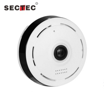 Ipc360 App 360 Degree Home Wireless Wifi Camera Baby Monitor Support Remote  View Side View Camera - Buy Mini Ipc360 Smart Home Wifi Camera,Baby