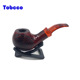 RedWood New Durable Shiny Mini Short Woodens Tobacco Pipe