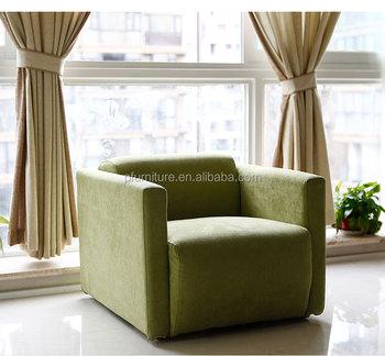De Diseno De Moda Verde Oscuro Habitacion Individual Cafe Sofa De