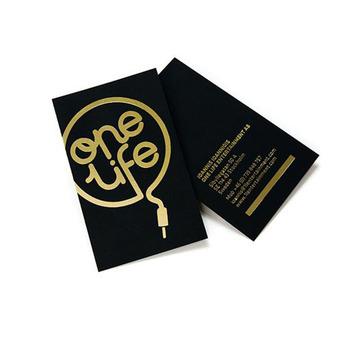 Custom gold foil stamping logo printing black paper business calling custom gold foil stamping logo printing black paper business calling visiting cards colourmoves