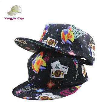 02dbd1556ea New Fashion Design Poker Skull Cool China Snapback Hats Wholesale ...