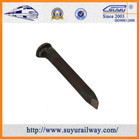 Railway Dog Spike for Rail Fastening on Wooden Sleeper