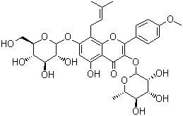 Icariin CAS 489-32-7