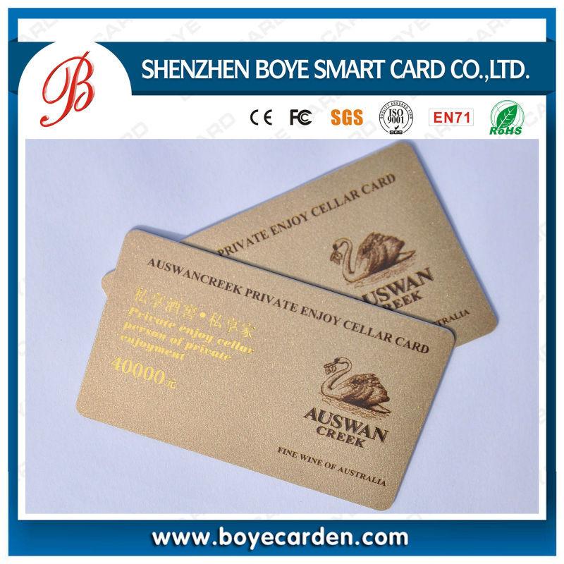 Business Blank Credit Cardssalon Membership Cardplastic Cards – Blank Membership Cards