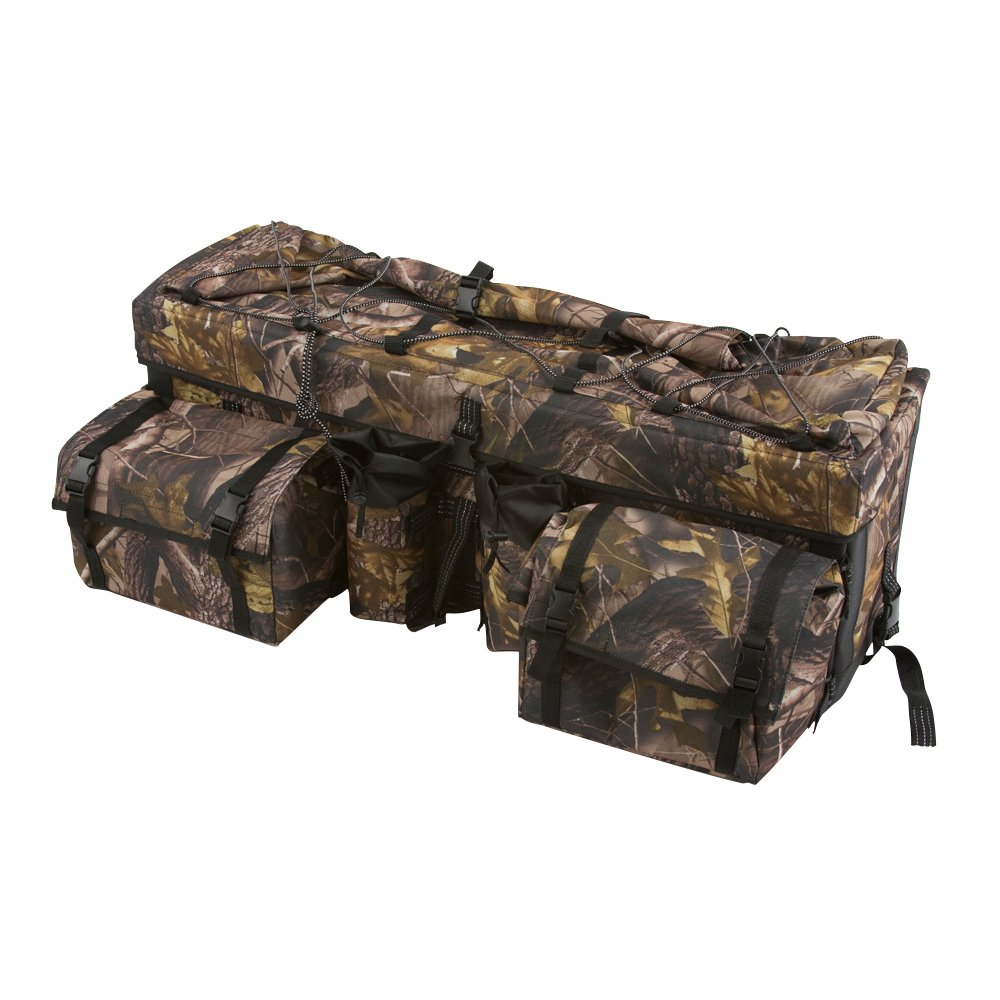 Rage Powersports Camouflage ATV Gear Bag Front or Rear