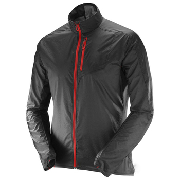 Custom made lightweight waterproof running jacket windbreaker jacket for men